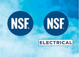 Certified NSF169 & UL73