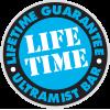 Lifetime guarantee on UltraMist bar